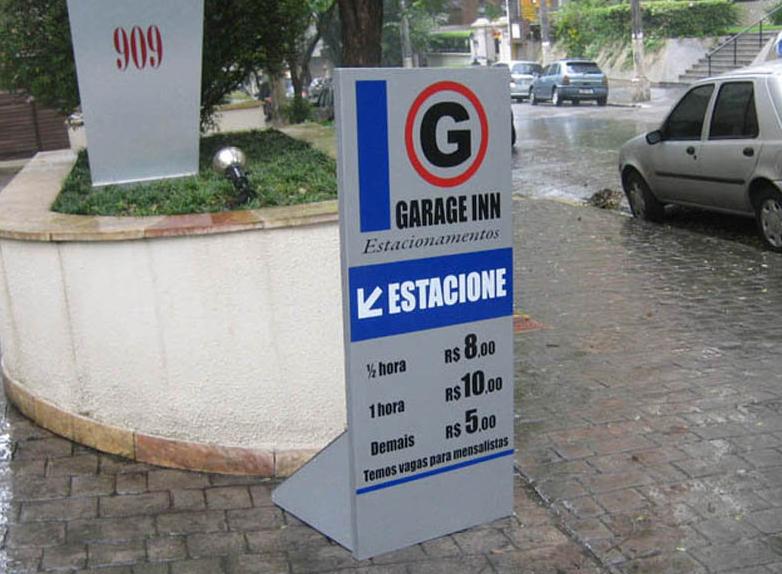 Estacionamento 3