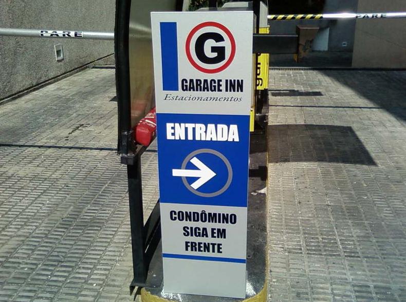 Estacionamento 4