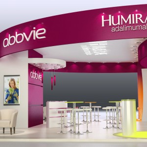 Stand Humira-Abbvie_vista Frente